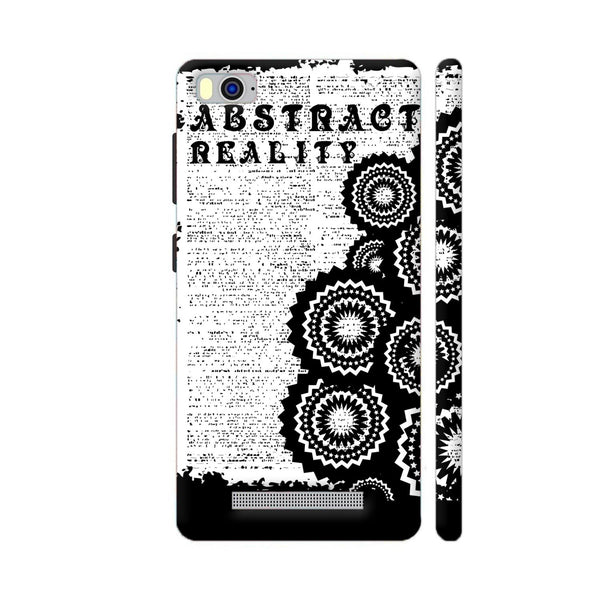 Abstract Reality Xiaomi Mi 4i Cover | Artist: Urvashi
