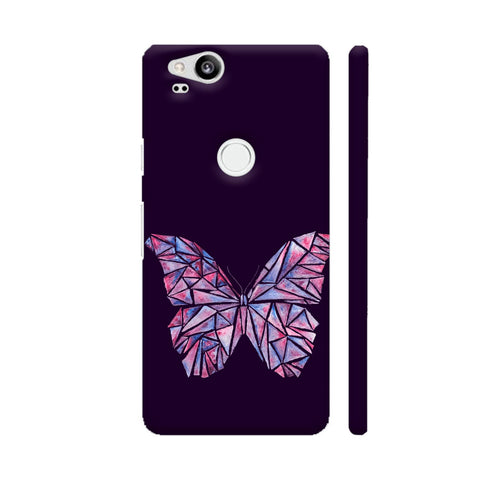 Abstract Watercolour Butterfly Google Pixel 2 Cover | Artist: Swathi Kirthyvasan