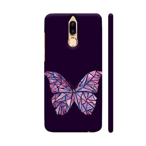 Abstract Watercolour Butterfly Huawei Honor 9i Cover | Artist: Swathi Kirthyvasan