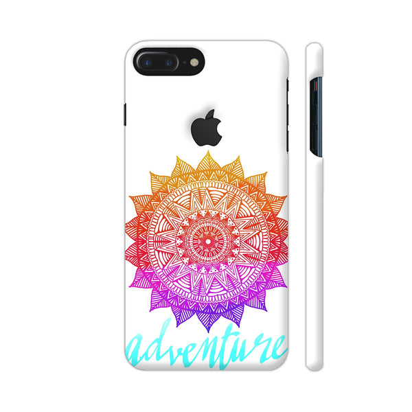 Adventure 2 iPhone 7 Plus Logo Cut Cover | Artist: Saranya