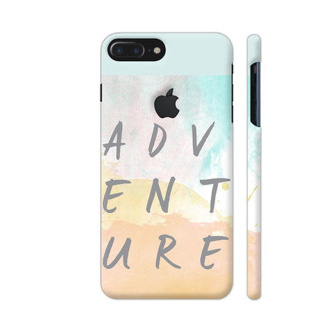 Adventure iPhone 7 Plus Logo Cut Cover | Artist: Adeela Abdul Razak
