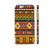 Africa Ethnic Art Pattern iPhone 6 / 6s Cover | Artist: BluedarkArt