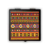 Africa Ethnic Art Pattern Designer Jewellery / Accessory Box | Artist: BluedarkArt