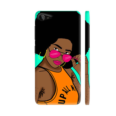 Afro Swag Lenovo Z2 Plus Cover | Artist: Disha