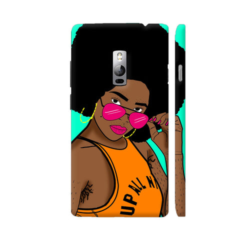 Afro Swag OnePlus 2 Cover | Artist: Disha