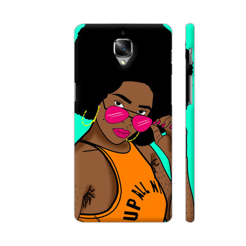 Afro Swag OnePlus 3 Cover | Artist: Disha