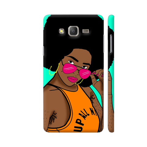 Afro Swag Samsung Galaxy On5 Pro Cover | Artist: Disha