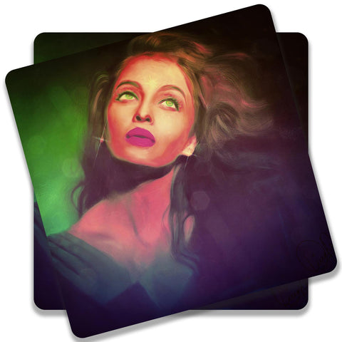 Aishwarya Rai Coaster (Set of 2)