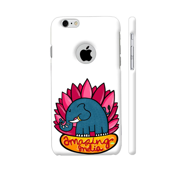 Amazing India iPhone 6 / 6s Logo Cut Cover | Artist: Woodle Doodle