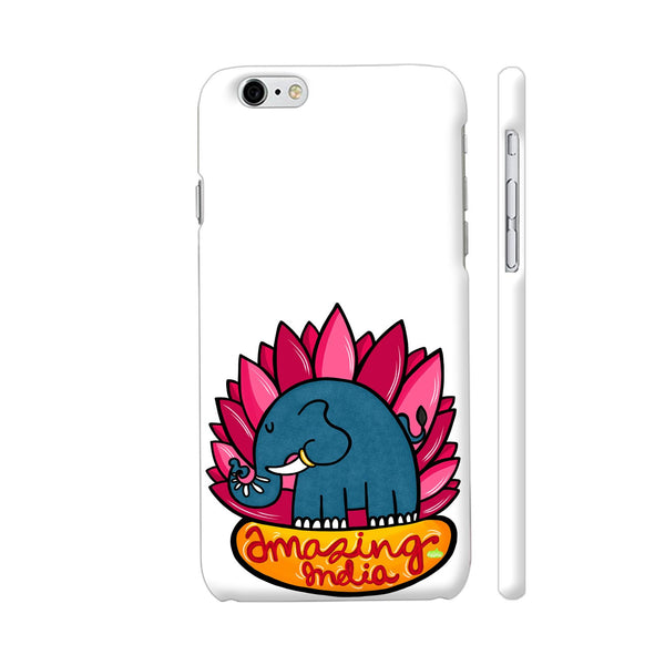 Amazing India iPhone 6 Plus / 6s Plus Cover | Artist: Woodle Doodle