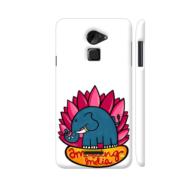 Amazing India Coolpad Note 3 Lite Cover | Artist: Woodle Doodle