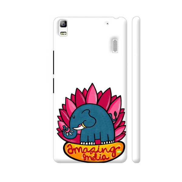 Amazing India Lenovo A7000 Cover | Artist: Woodle Doodle