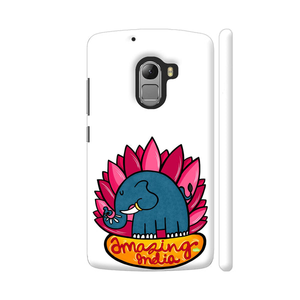 Amazing India Lenovo K4 Note Cover | Artist: Woodle Doodle