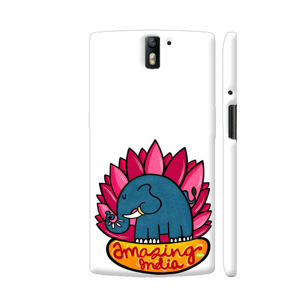 Amazing India OnePlus One Cover | Artist: Woodle Doodle