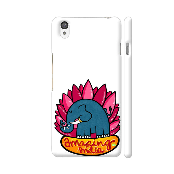 Amazing India OnePlus X Cover | Artist: Woodle Doodle