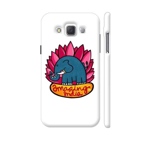 Amazing India Samsung Galaxy E5 Case