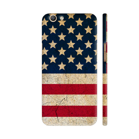 America Flag Oppo F3 Cover | Artist: WonderfulDreamPicture