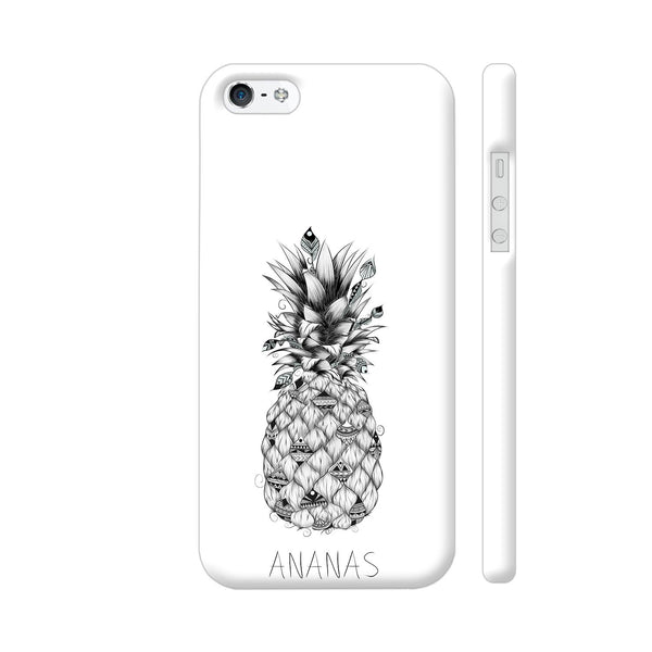 Ananas iPhone SE Cover | Artist: LouJah