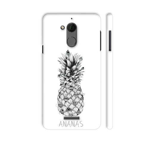Ananas Coolpad Note 5 Cover | Artist: LouJah
