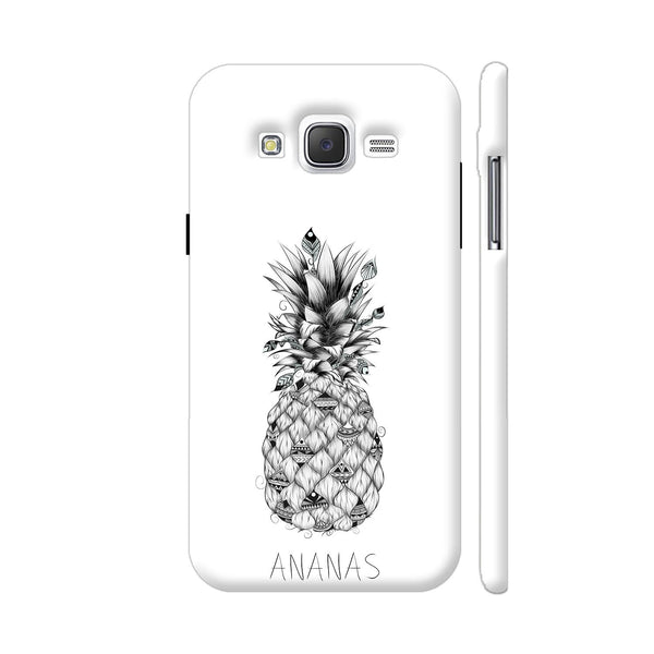 Ananas Samsung Galaxy J2 (Old) Cover | Artist: LouJah