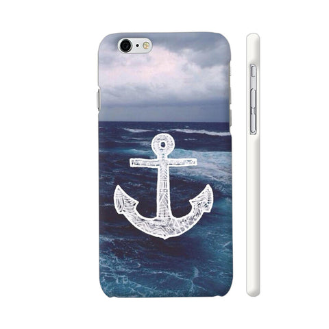 Anchor On Sea iPhone 6 / 6s Cover | Artist: Aadhi