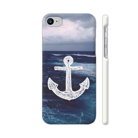 Anchor On Sea iPhone 7 Cover | Artist: Aadhi