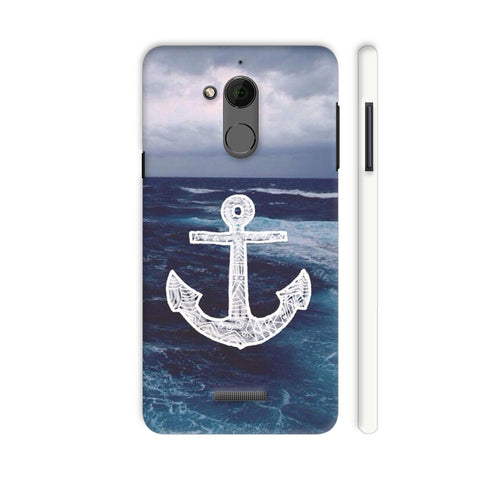 Anchor On Sea Coolpad Note 5 Cover | Artist: Aadhi