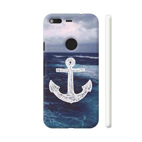 Anchor On Sea Google Pixel Cover | Artist: Aadhi