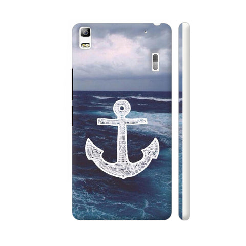 Anchor On Sea Lenovo A7000 Cover | Artist: Aadhi