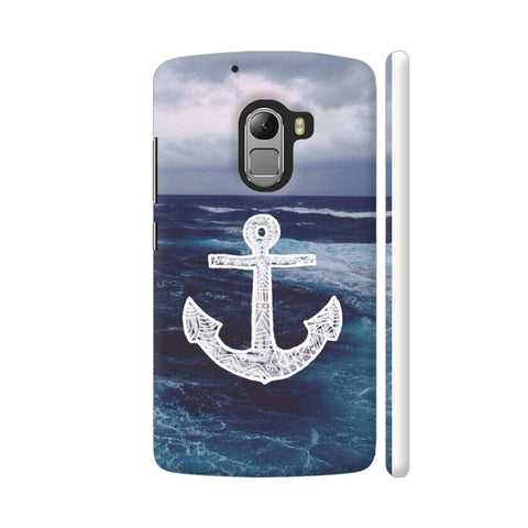 Anchor On Sea Lenovo K4 Note Cover | Artist: Aadhi