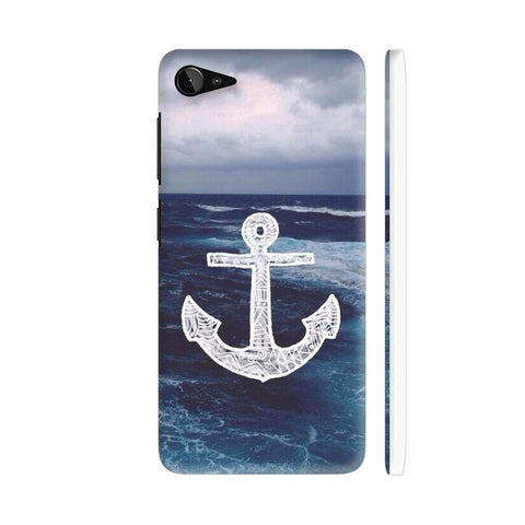 Anchor On Sea Lenovo Z2 Plus Cover | Artist: Aadhi