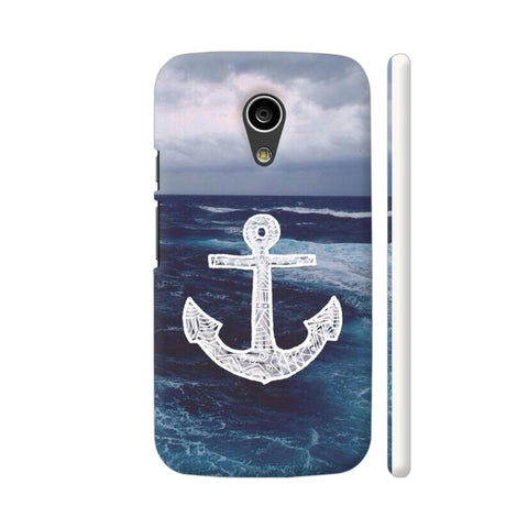 Anchor On Sea Moto G2 Cover | Artist: Aadhi