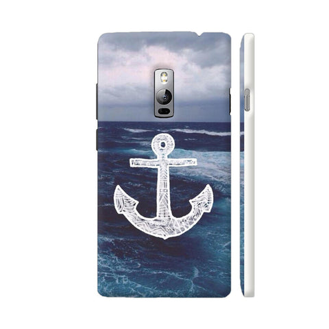Anchor On Sea OnePlus 2 Cover | Artist: Aadhi