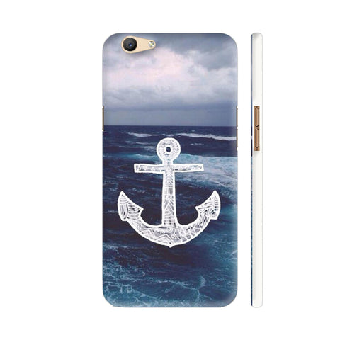 Anchor On Sea Oppo F1s Cover | Artist: Aadhi