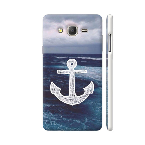 Anchor On Sea Samsung Galaxy On5 Pro Cover | Artist: Aadhi