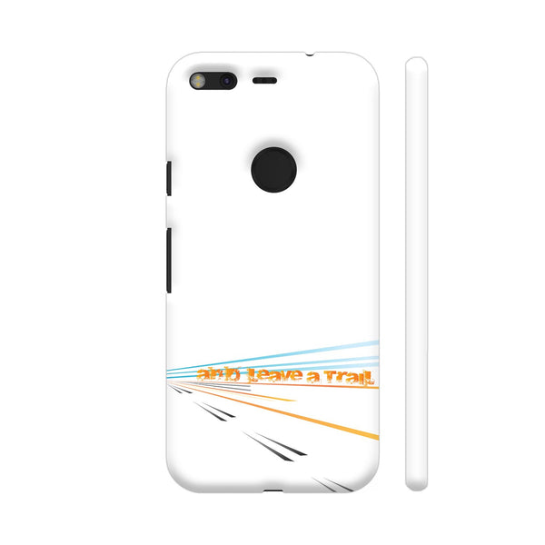And Leave A Trail Google Pixel Cover | Artist: Urvashi