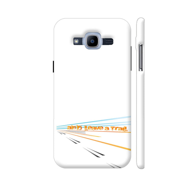And Leave A Trail Samsung Galaxy J2 Pro Cover | Artist: Urvashi