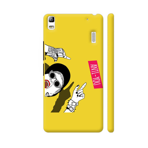Anti You Girl Lenovo A7000 Cover | Artist: Disha