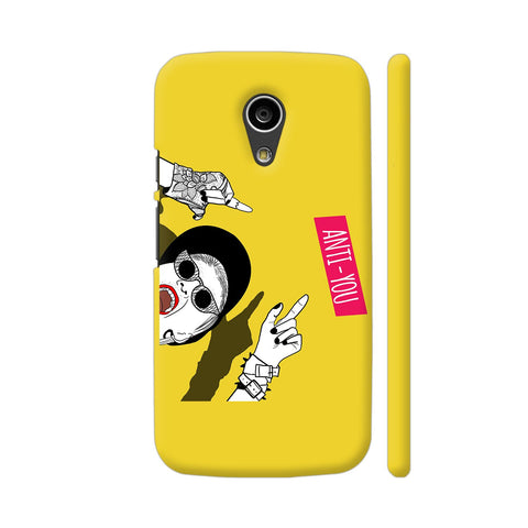 Anti You Girl Moto G2 Cover | Artist: Disha