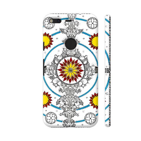 Ascension Google Pixel XL Cover | Artist: Avneeth Srikrishna