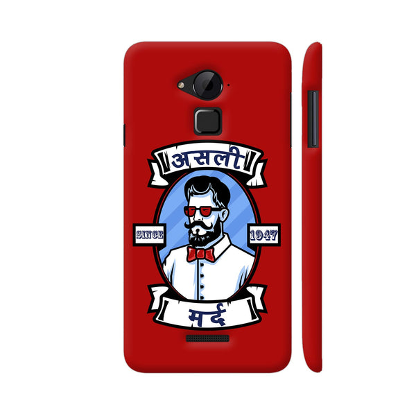 Asli Mard Since 1947 In Red Coolpad Note 3 / Note 3 Plus Case