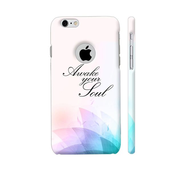 Awake Your Soul iPhone 6 / 6s Logo Cut Cover | Artist: Neeja Shah