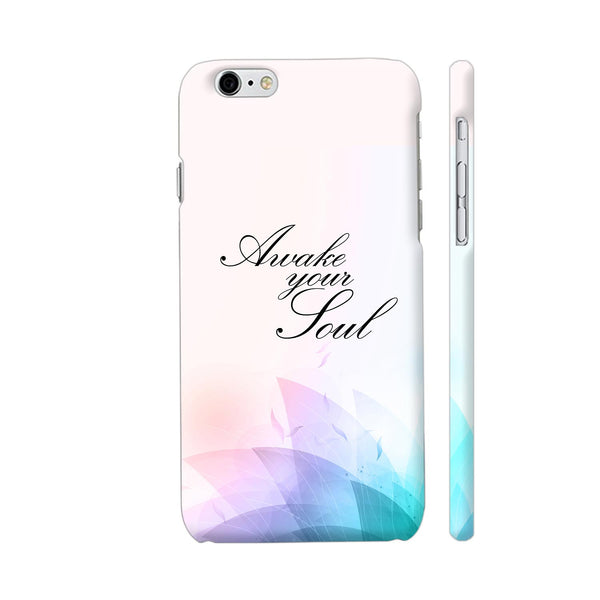 Awake Your Soul iPhone 6 Plus / 6s Plus Cover | Artist: Neeja Shah
