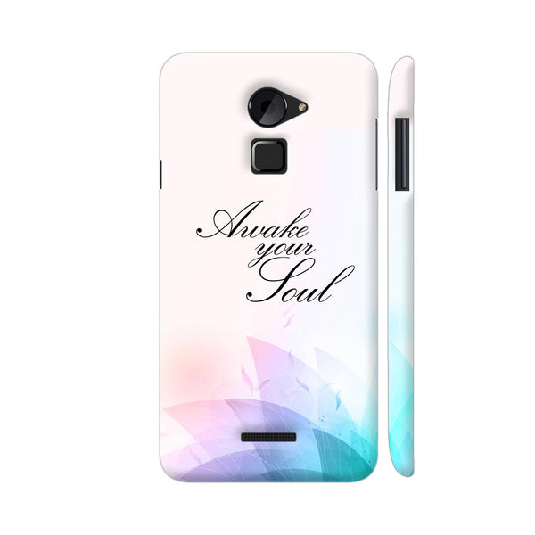 Awake Your Soul Coolpad Note 3 Lite Cover | Artist: Neeja Shah