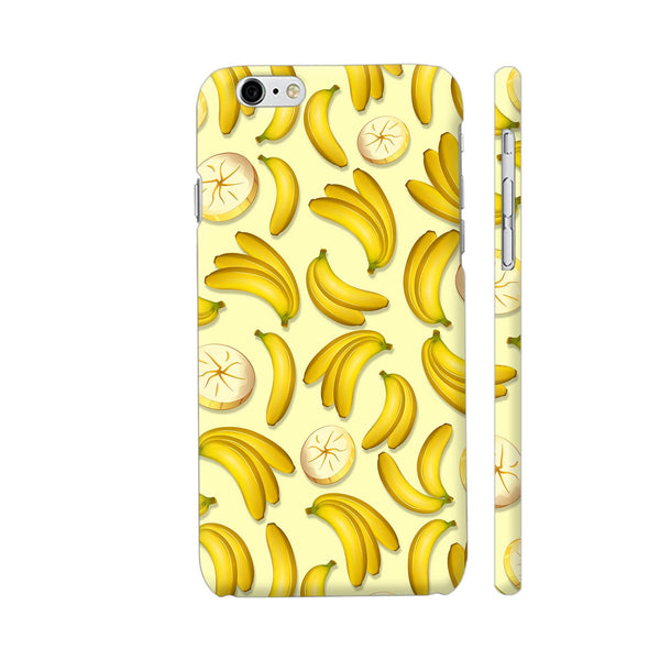 Banana Fruity Pattern iPhone 6 / 6s Cover | Artist: BluedarkArt
