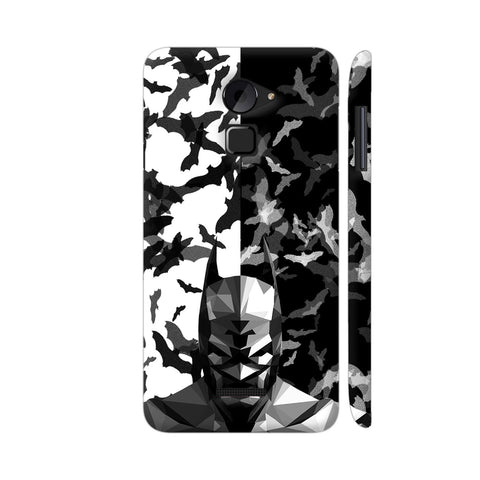 Batman Low Poly Design Coolpad Note 3 Lite Cover | Artist: Captain Gooner