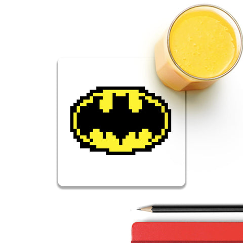 Batman Pixel Art Coaster