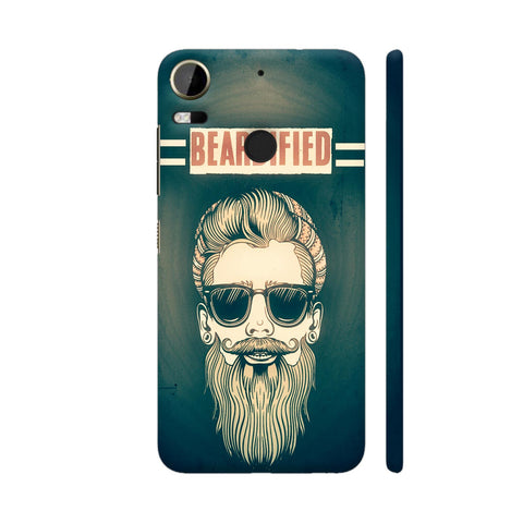 Beardified 2 HTC Desire 10 Pro Cover | Artist: Nilesh Gupta