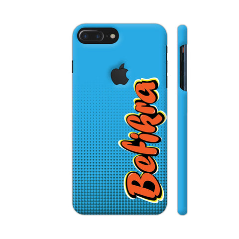 Befikra Bollywood Inspired iPhone 7 Plus Logo Cut Cover | Artist: Dolly P
