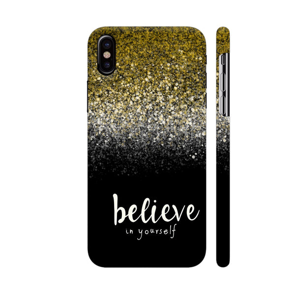 Believe In Yourself 4 iPhone X Cover | Artist: Avani